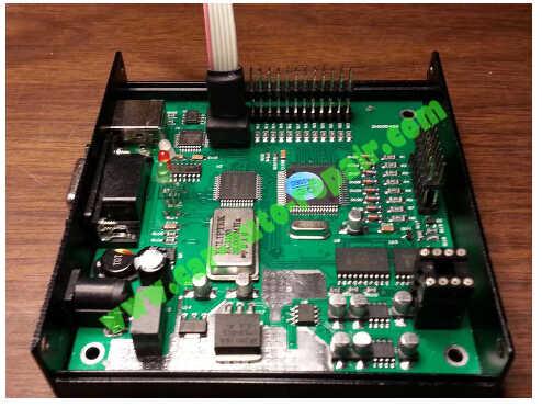 USBasp programmer Repair an XPROG-M Programmer (4)