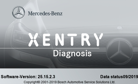 Newest Mercedes-Benz Xentry.OpenShell.XDOS 09.2019 Free Download