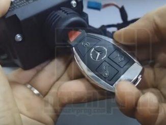 Benz W203 All Keys Lost Programming via VVDI MB Tool (14)