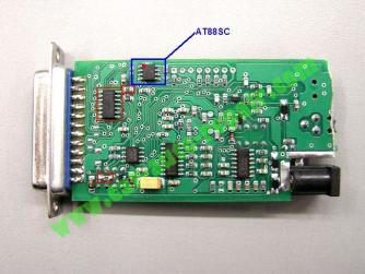 How to Reflash CARPROG MCU AT91SAM7S256 (1)