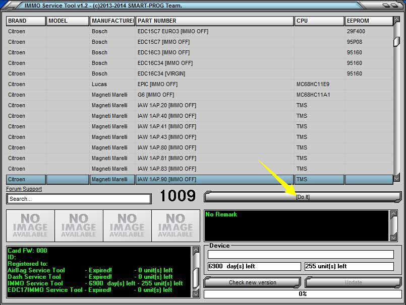 How to Use IMMO Service Tool to Disable Vehicle Immobilizer (1)