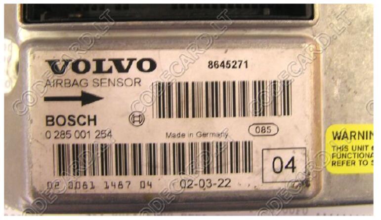 Audi,Benz,VW,Volvo CR16 Airbag Reset by Carprog (9)