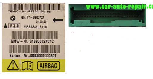 BMW Airbag Reset by CarProg Tool (4)
