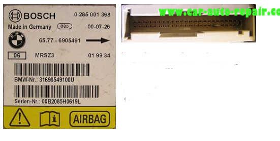 BMW Airbag Reset by CarProg Tool (6)