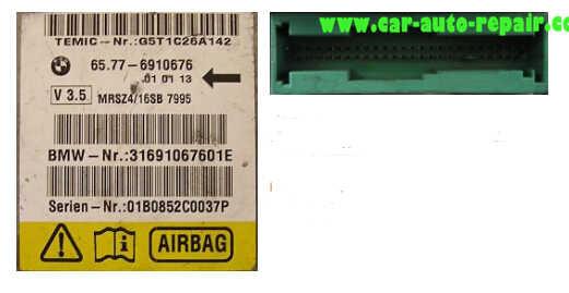 BMW Airbag Reset by CarProg Tool (7)