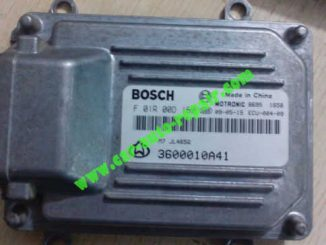 Bosch M7 ECU Damaged by Coolant Temperature Sensor Trouble (1)