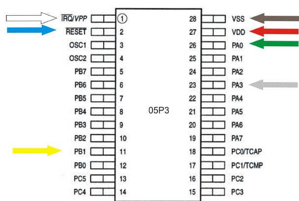 Carprog Read MC68HC05 Processor Guide (14)