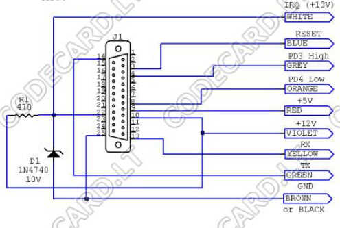 Carprog to Read Motorola MC68HC912xx & 9S12 (4)