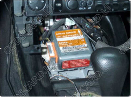 Carprog to Reset Airbag for VAG (9)