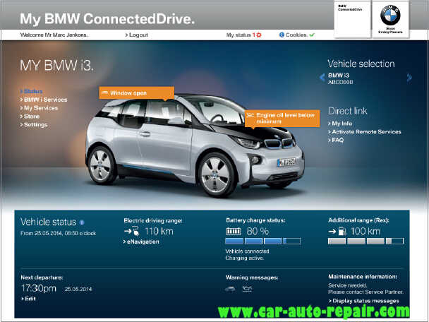 How to Register and Use BMW ConnectedDrive? |Auto Repair