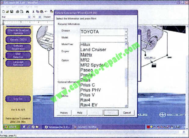 Toyota TIS Techstream All Keys Programming for Toyota (6)