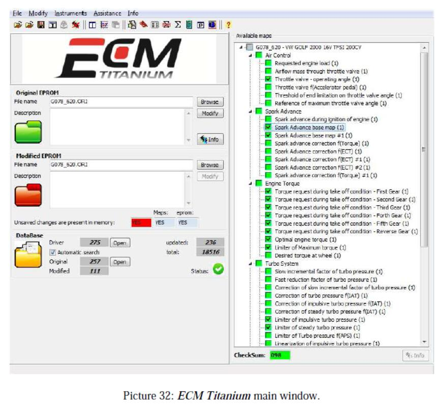 How to Backup ECU Re-flashing File Before Tuning by ECM