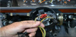 Benz W204 Steering Angle Sensor Removal (16)