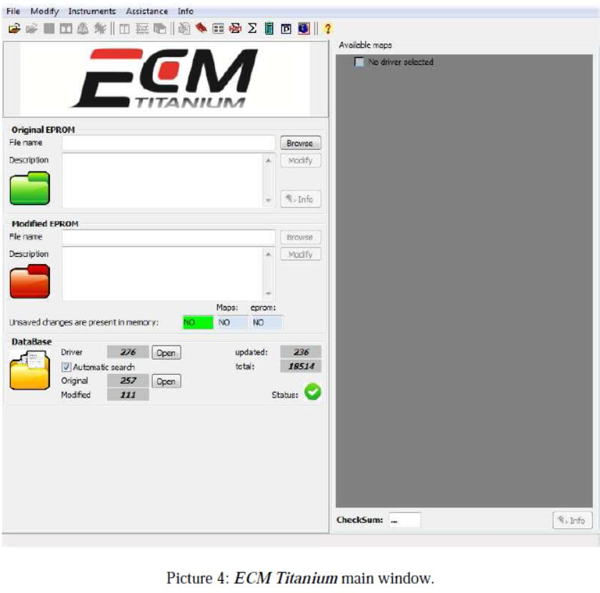 ECM Titanium Load Original File Read From an Engine Control Unit (2)