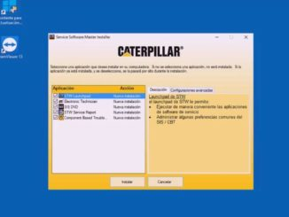 How to Install Caterpillar SIS 2018 Full (1)