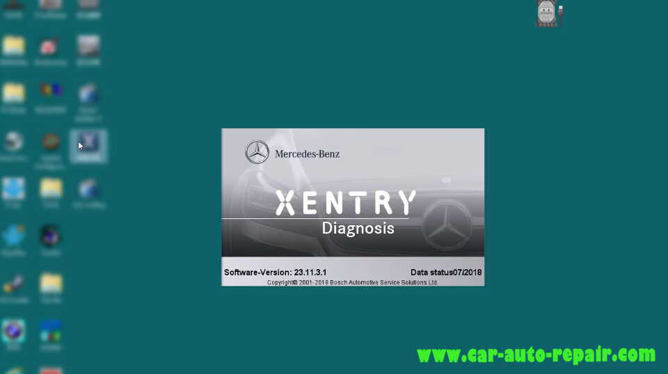 How to: XENTRY SCN Coding for Mercedes Benz S221 |Auto Repair