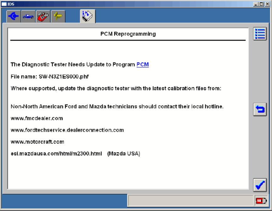 Mazda IDS Modules Programming Guide |Auto Repair Technician Home