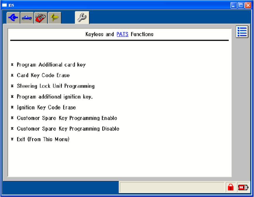 Mazda IDS Modules Programming Guide (26)