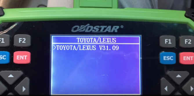 Toyota Hilux 2010 G Chip 72 All Key Lost Program by OBD (3)
