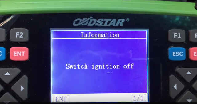 Toyota Hilux 2010 G Chip 72 All Key Lost Program by OBD (9)