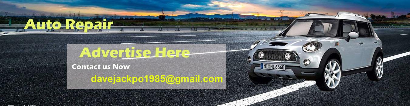 auto repair ads