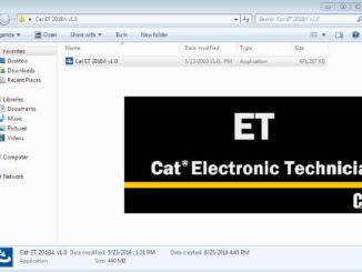 Caterpillar ET 2018A Installation & Activation Guide