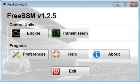 Subaru FreeSSM Software Free Download |Auto Repair