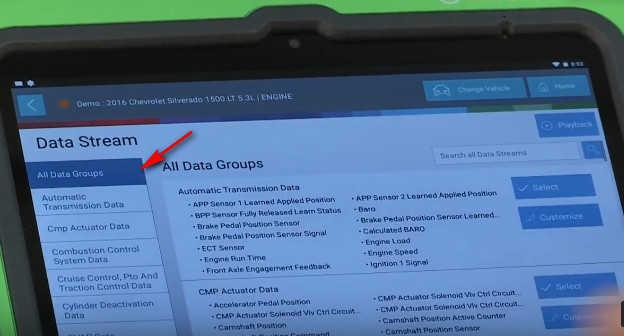 Bosch ADS625 ADS 325 Live Data Guide (3)
