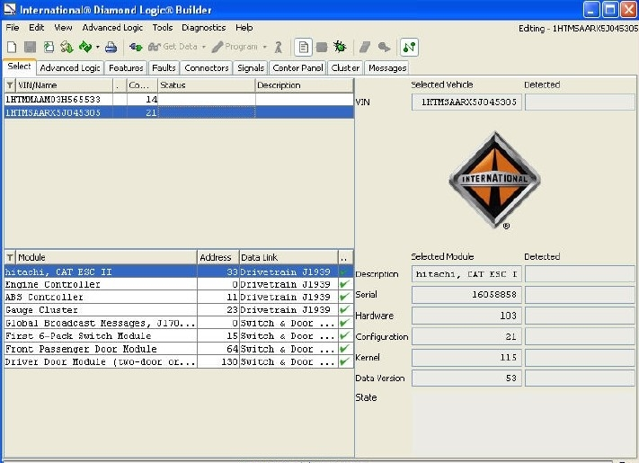 Navistar Diamond Logic Builder (DLB) Free Download |Auto