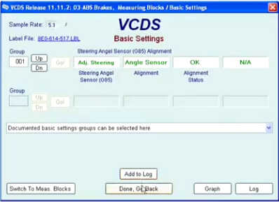 VCDS Perform Audi A4 ABS Coding Guide (25)