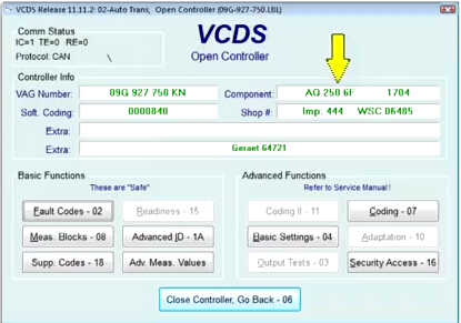 VCDS Perform Audi A4 ABS Coding Guide (9)