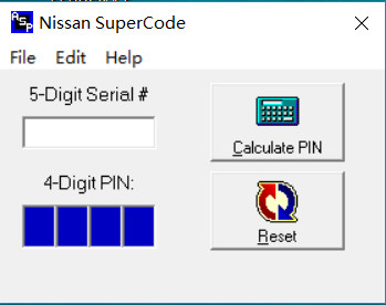 How To Program Nissan Key >> Nissan Supercode Calculator Downoad Installation How To Use