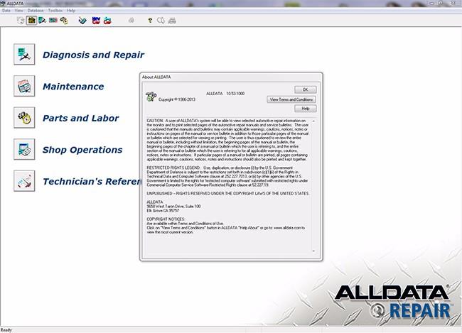 Mitsubishi fuso diagnostic software download | AllData 10 53