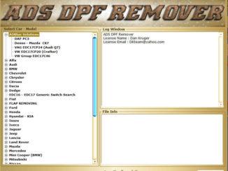 ADS DPF Remover
