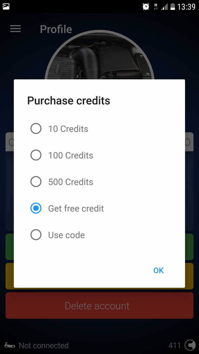 How to Get Free Credits and Purchase More Credits for