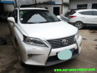 How to Solve Lexus VSC Light On With DTCsC1336 & C1433 (1)