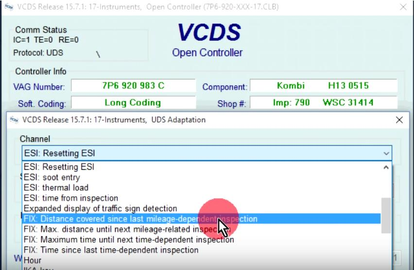 How to Use VCDS Reset Service Reminder Interval Light |Auto