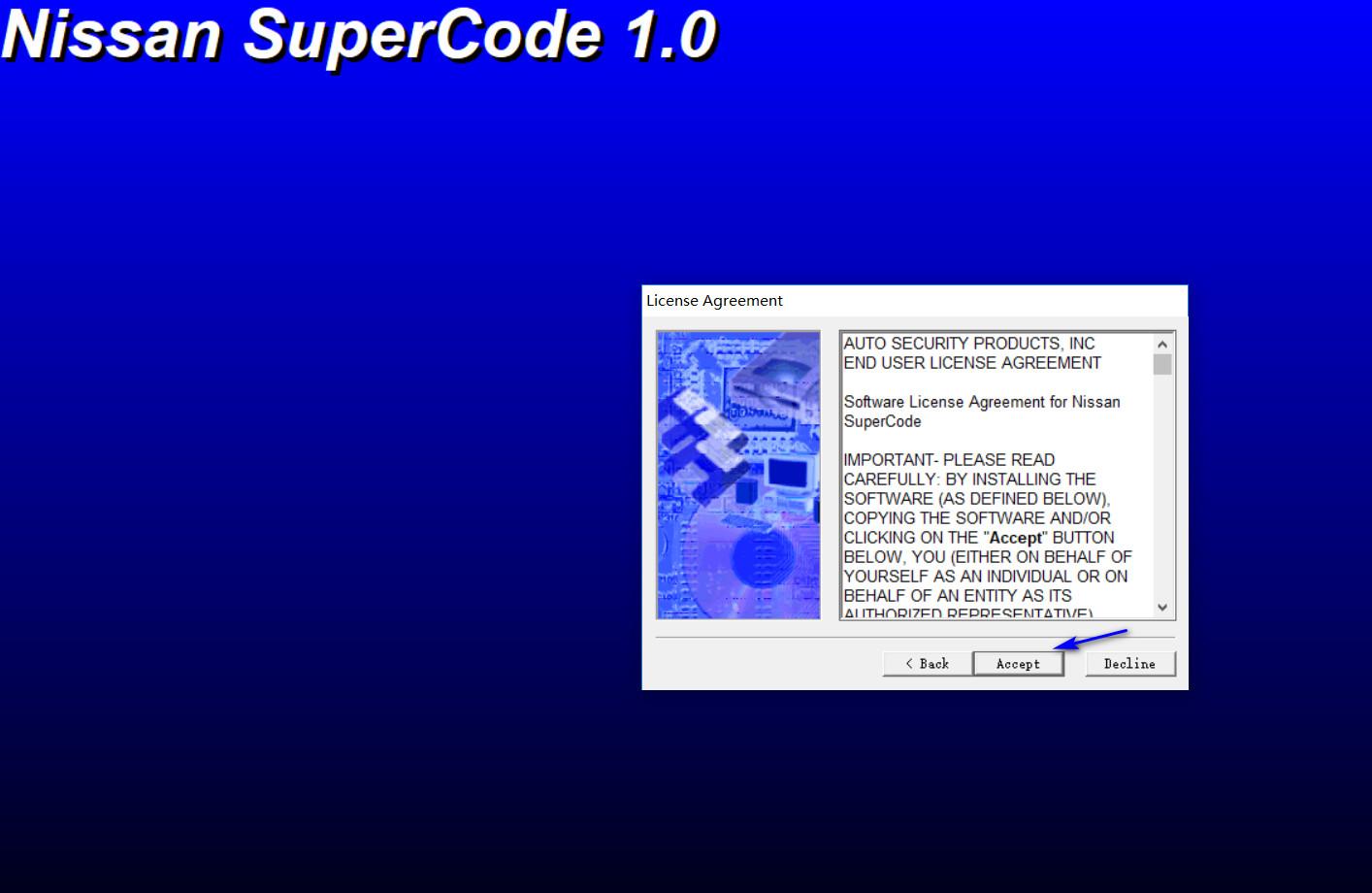 Nissan SuperCode Super Code Calculator Downoad (3)