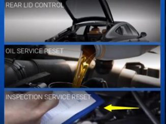 OBDeleven Reset Service & Inspection Interval Light for Audi A7 (7)