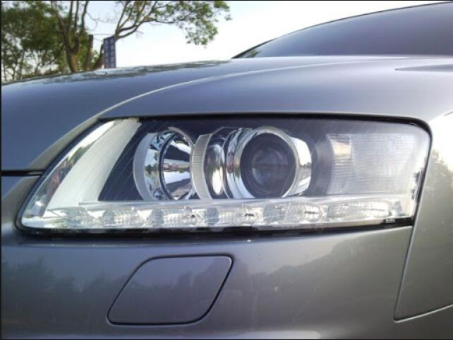 Audi A6/VW Bora Automatic Headlights Adjustment by Launch X4311
