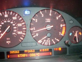 How to Change the BMW Instrument Cluster Dashboard Language-1