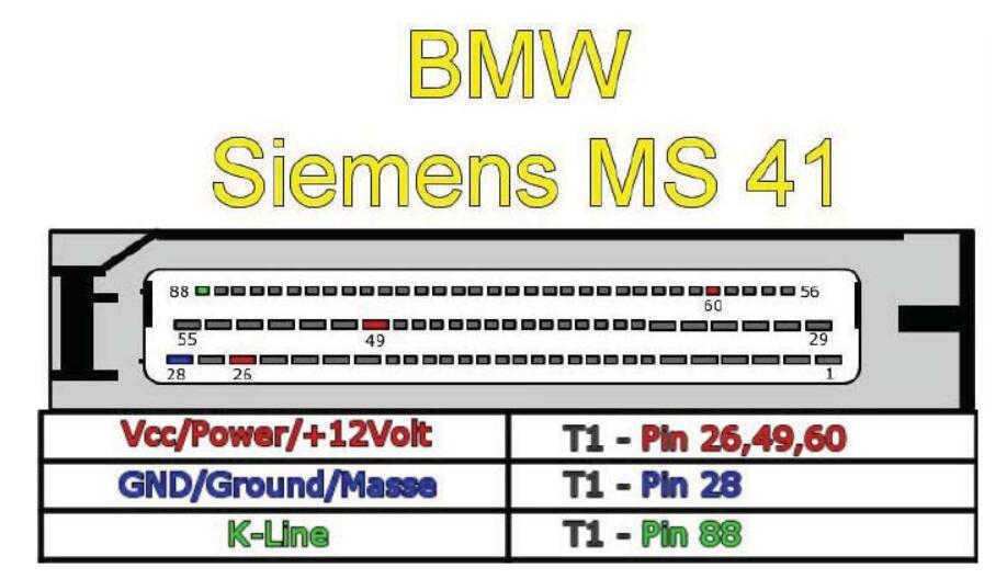 BMW E36 E39 E38 Z3 Siemens MS41 ECU Remap Guide by WinOLS (34)