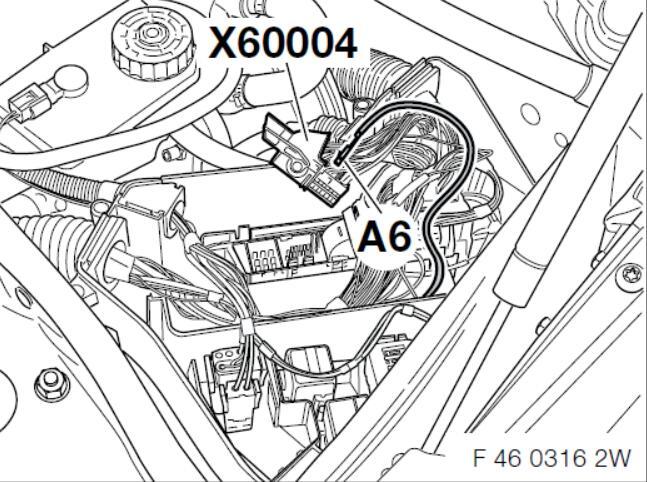 BMW Multi-Function Steering WheelCruise Control Retrofit Guide (11)