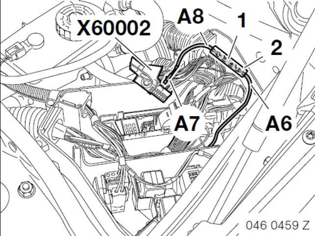 BMW Multi-Function Steering WheelCruise Control Retrofit Guide (12)