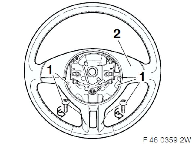 Bmw Multi Function Steering Wheelcruise Control Retrofit Guide