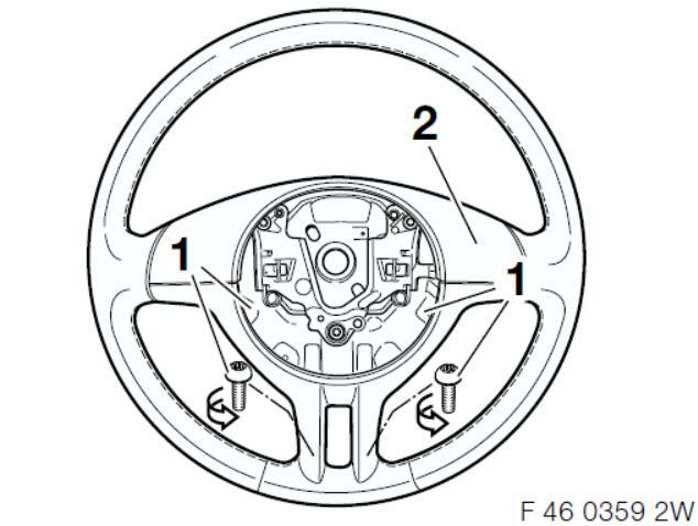 BMW Multi-Function Steering WheelCruise Control Retrofit Guide (13)