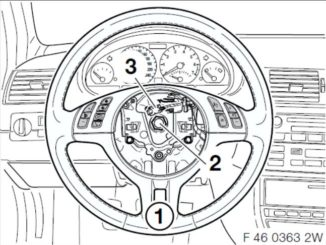 BMW Multi-Function Steering WheelCruise Control Retrofit Guide (19)