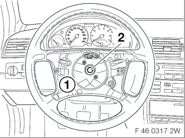 BMW Multi-Function Steering WheelCruise Control Retrofit Guide (20)
