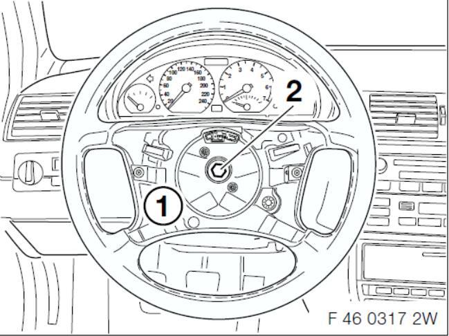 Руководство по модернизации многофункционального рулевого колеса BMW Cruise Control (20)