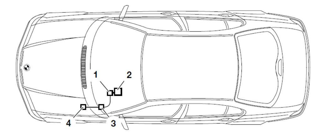 Руководство по модернизации многофункционального рулевого колеса BMW Cruise Control (4)